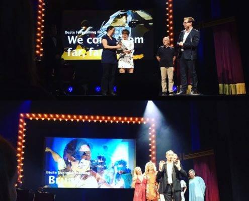 NIE og Teater Joker vant Hedda-pris