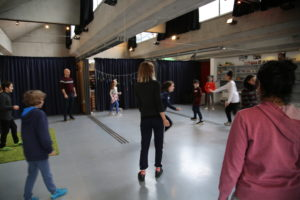 Migrasjon - siste PUSH-lab i Dublin 9