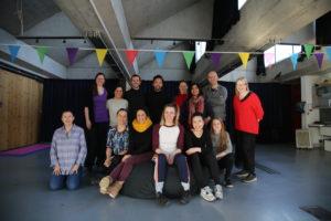 Migrasjon - siste PUSH-lab i Dublin 1