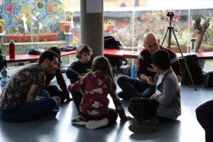 Migrasjon - siste PUSH-lab i Dublin 4