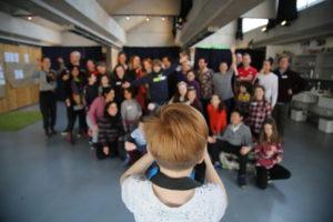 Migrasjon - siste PUSH-lab i Dublin 6