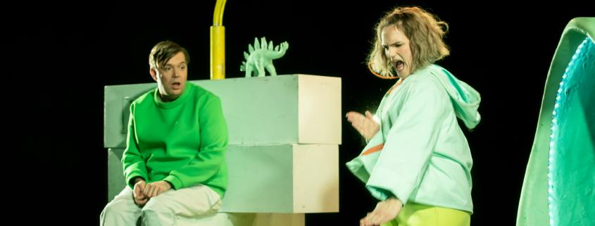 Scenekunstbruket setter opp Tobias og dagen det smalt under Heddadagene