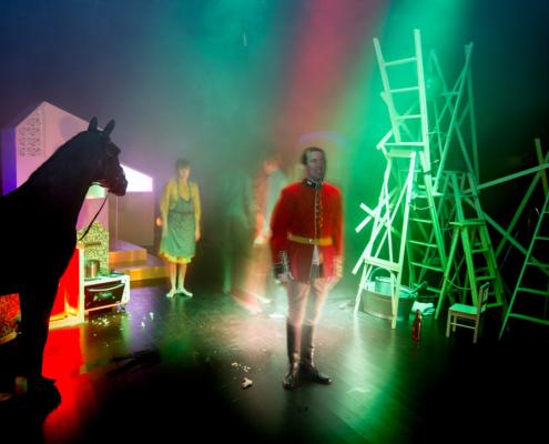 Scenekunstbruket har inngått avtale med Oslo