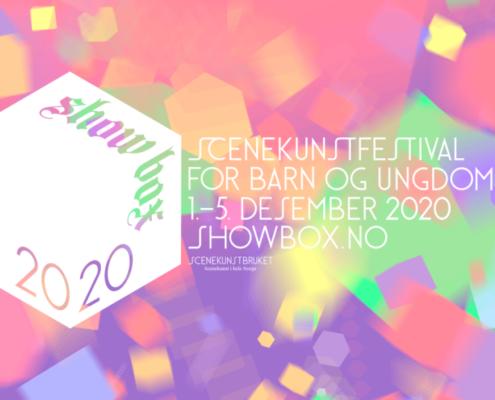 Scenekunstbruket søker to medarbeidere for scenekunstfestivalen Showbox 1.-5. desember 1
