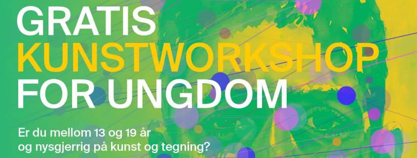 Unge stemmer: Kunstworkshop på Kloden i sommer 1